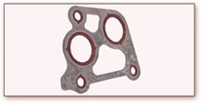 Automotive Rubber-to-Metal Engine Gasket