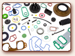Custom OEM Rubber Molded Products & Parts