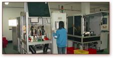 Doss Inspection Machine